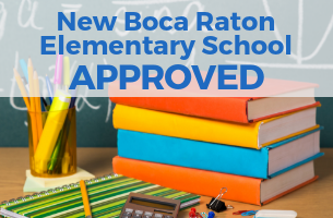 New Boca Raton Elementary School Approved
