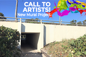 Tunnel Project - Call to Artists, CC and NF