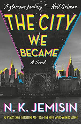 The City We Became Book Cover
