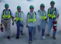 CERT Team with Smoke