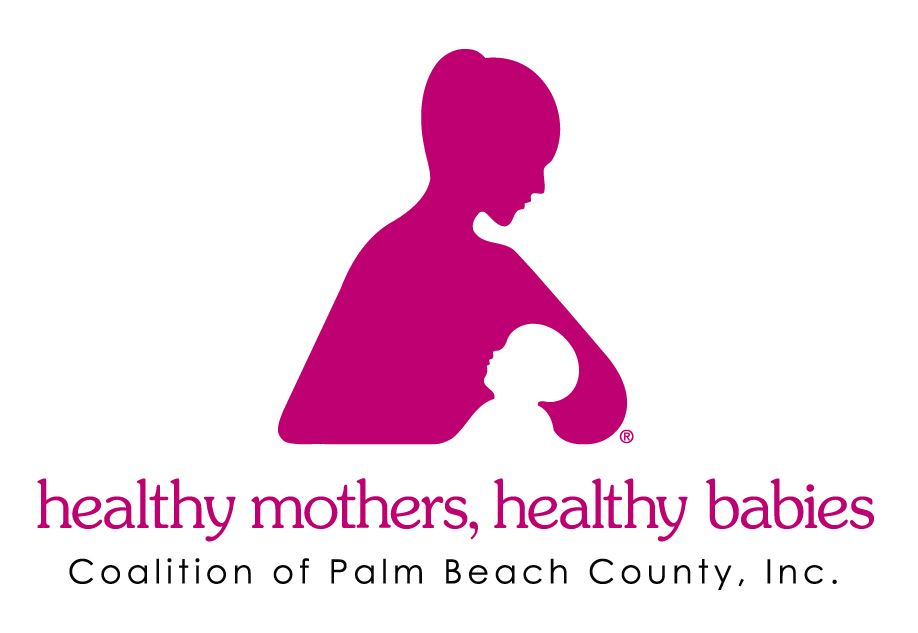 Healthy Mothers Healthy Babies non-profit logo