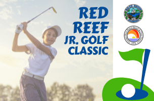 Red Reef Jr Golf Classic. City of Boca Raton. Greater Boca Raton Beach and Park District